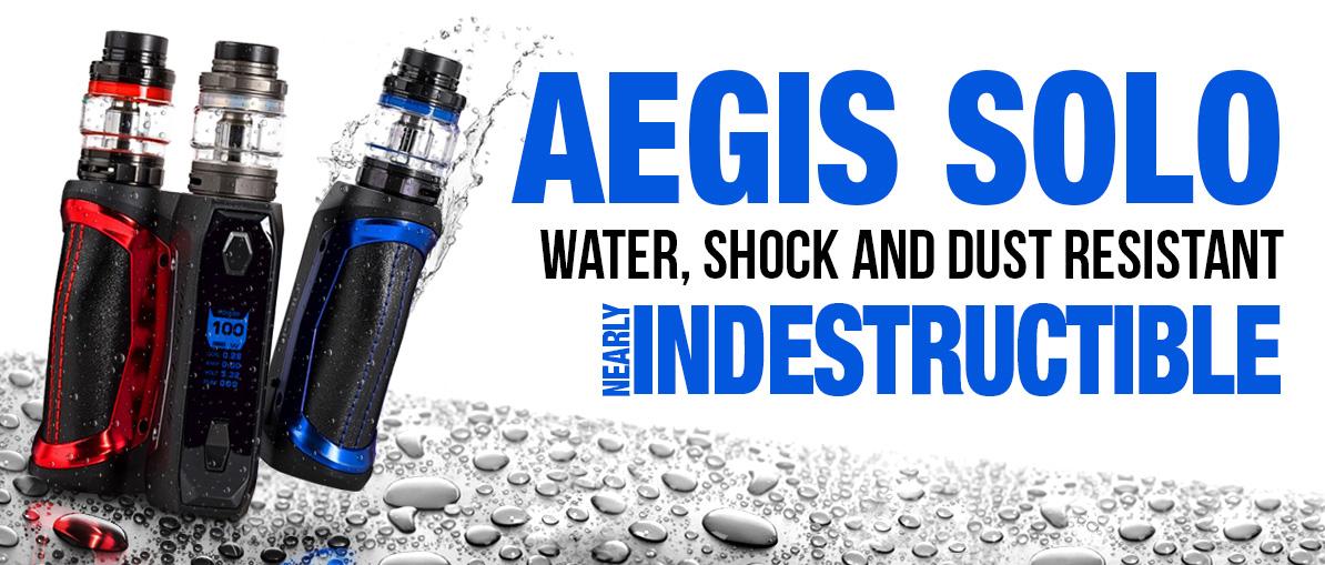 Geekvape AEGIS SOLO