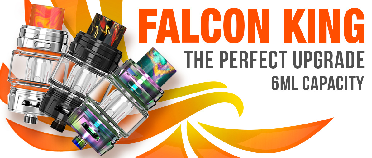 Falcon King Clearomizer