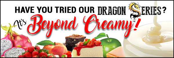 ECBlend Dragon Series - It's Beyond Creamy!