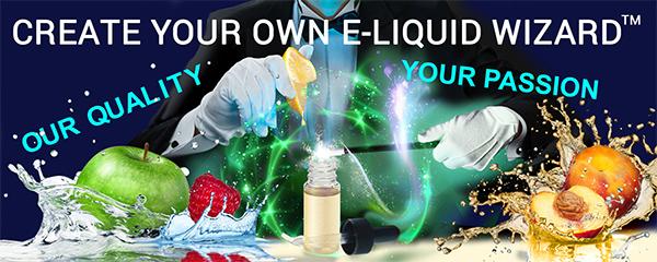 Create Your Own ELiquid Wizard