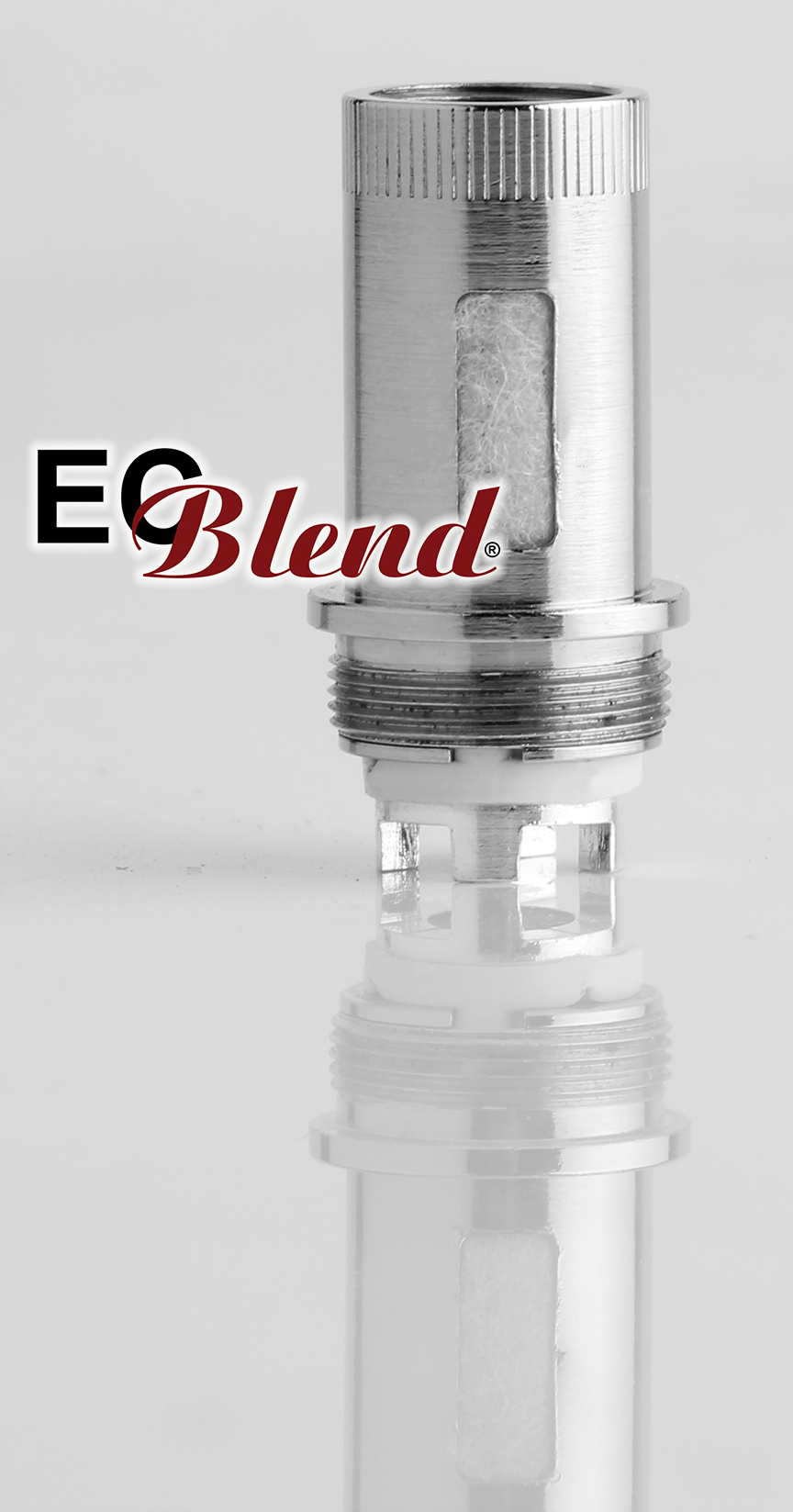Clearomizer Replacement Head - SmokTech - VCT Pro E2 Coils - at ECBlend