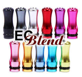 Standard 510 Anodized Aluminum Drip Tip at ECBlend Flavors
