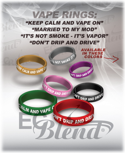 Stock Vapor Ring at ECBlend Flavors