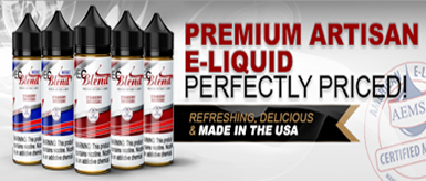 ECBlend Artisan Flavors - Perfectly Priced