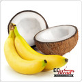 Coconut Banana - Premium Artisan E-Liquid | ECBlend Flavors