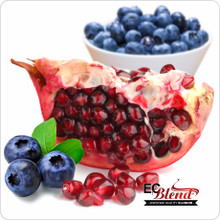 Blueberry Pomegranate E-Liquid at ECBlend Flavors