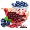 Blueberry Pomegranate - Premium Artisan E-Liquid | ECBlend Flavors