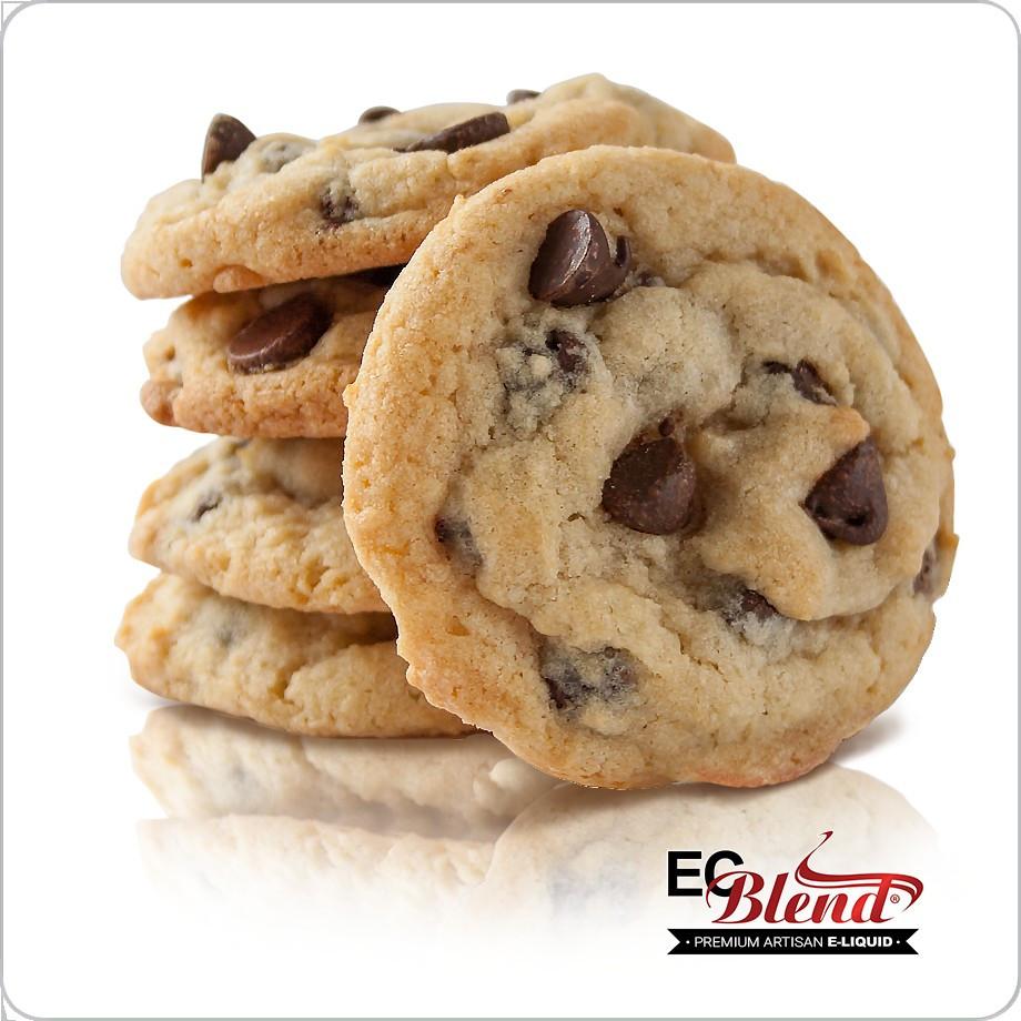 Chocolate Chip Cookies Premium Artisan E Liquid Ecblend Flavors Mlk Bar 60ml Eliquid Vape Banana Choco Nut Flavor