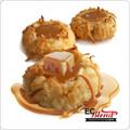 Coconut Caramel Cookies