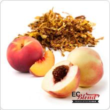 Peach Tobacco Blend - Premium Artisan E-Liquid | ECBlend Flavors