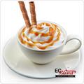 Caramel Cappuccino - Premium Artisan E-Liquid | ECBlend Flavors