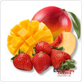 Peach Mango Strawberry E-Liquid Flavor