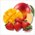 Peach Mango Strawberry - Premium Artisan E-Liquid | ECBlend Flavors
