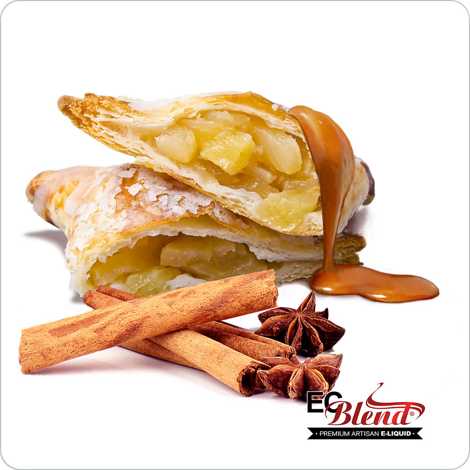 ECBlend Cinnamon Danish Apple Pie E-Liquid