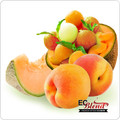 Peach Cantaloupe - Premium Artisan E-Liquid | ECBlend Flavors