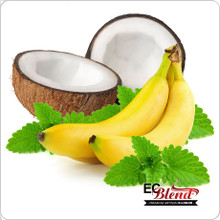 Coconut Banana Mint