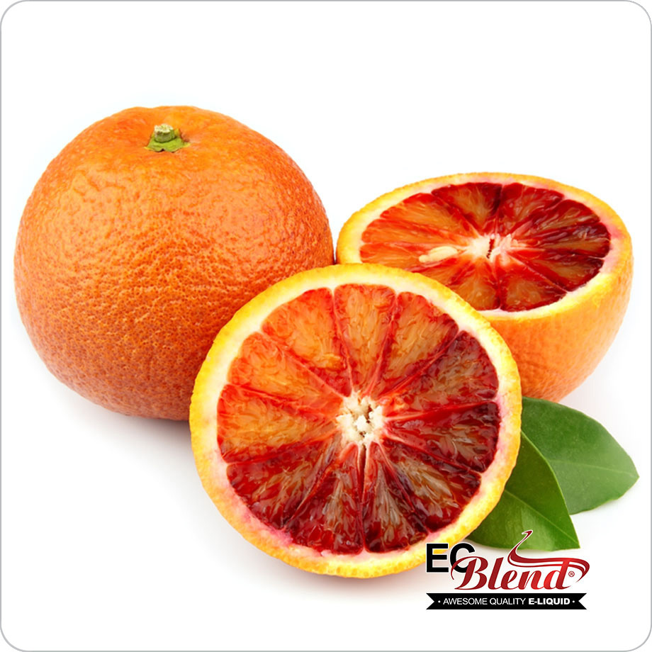 Blood Orange E-Juice at ECBlend Flavors