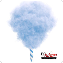 Blue Fluffy Spun Sugar E-Liquid at ECBlend Flavors