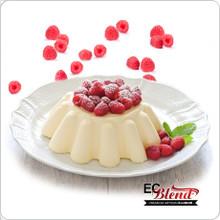 Raspberry Bavarian Cream - Premium Artisan E-Liquid   ECBlend Flavors