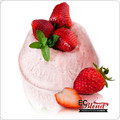 Strawberry Bavarian Cream - Premium Artisan E-Liquid | ECBlend Flavors