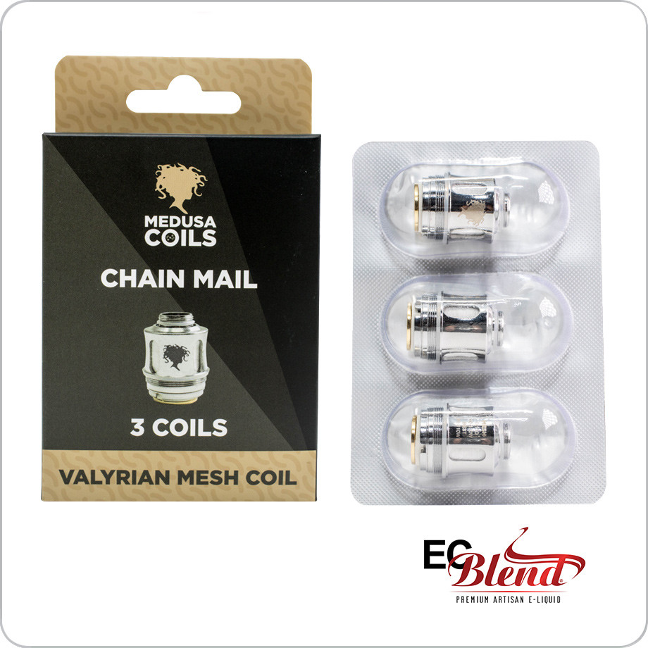 Medusa Brand Valyrian Chainmail Coils