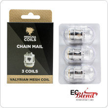 Medusa Valyrian Chainmail Replacement Head Coil