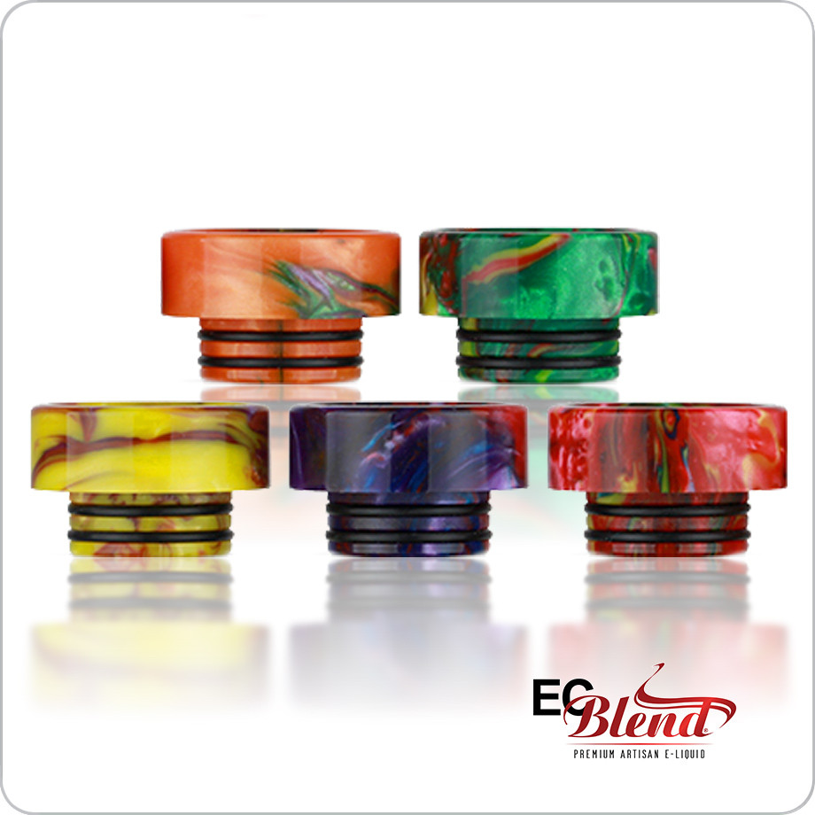 810 Wide bore Goon Style Drip Tip
