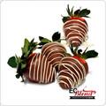 Chocolate Dipped Strawberries - 100% VG All Natural Premium Artisan E-Liquid | ECBlend Flavors