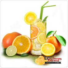 Crazy Citrus Cooler - Premium Artisan E-Liquid   ECBlend Flavors