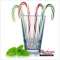 Candy Cane Twister - Premium Artisan E-Liquid | ECBlend Flavors