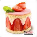 Strawberry Shortcake - Premium Artisan E-Liquid | ECBlend Flavors