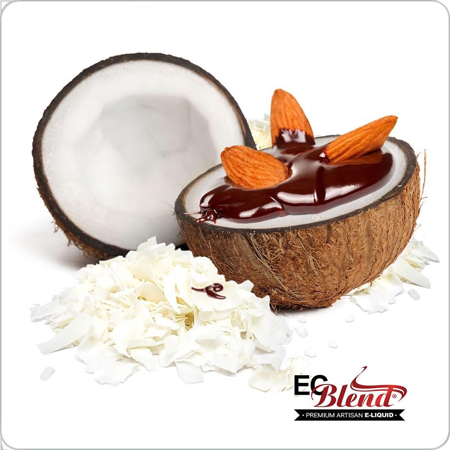 Chocolate Coconut Almond Premium Artisan E Liquid Ecblend Flavors Mlk Bar 60ml Eliquid Vape Banana Choco Nut Flavor