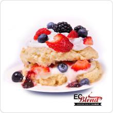 Berry Shortcake E-Liquid at ECBlend Flavors