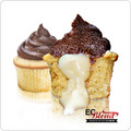 Boston Cream Pie Cupcake - Premium Artisan E-Liquid | ECBlend Flavors
