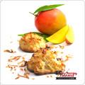 Coconut Mango Cookie