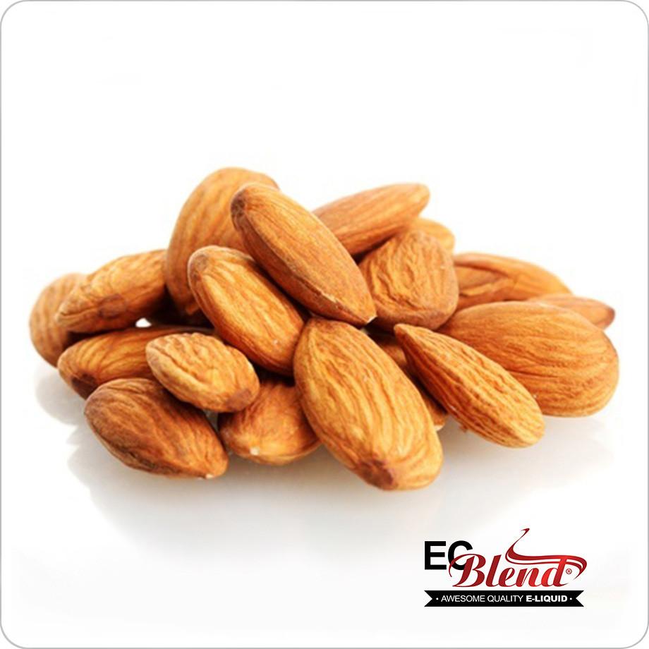 Almond Premium Artisan E Liquid Ecblend Flavors Mlk Bar 60ml Eliquid Vape Banana Choco Nut Flavor