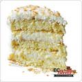 Coconut Cake - Premium Artisan E-Liquid | ECBlend Flavors