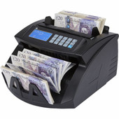 ZZap NC20i Banknote Counter - 1000 Notes Per Minute - 3 Year Warranty