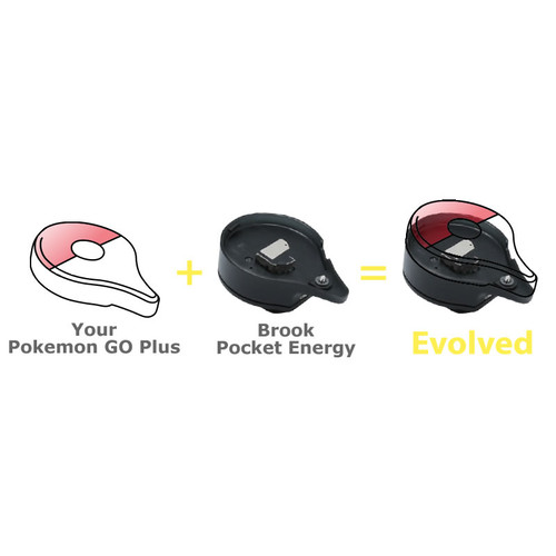 pokemon go plus batterie