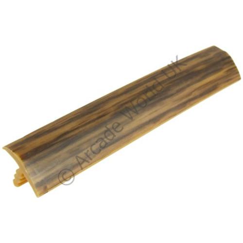 Teak Plywood 1 4 Inch ~ Teak wood effect half inch t molding arcade world uk