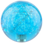 Large Crystal Ball Top - Blue