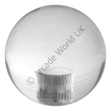 Kori Translucent Ball Top Handle - Clear