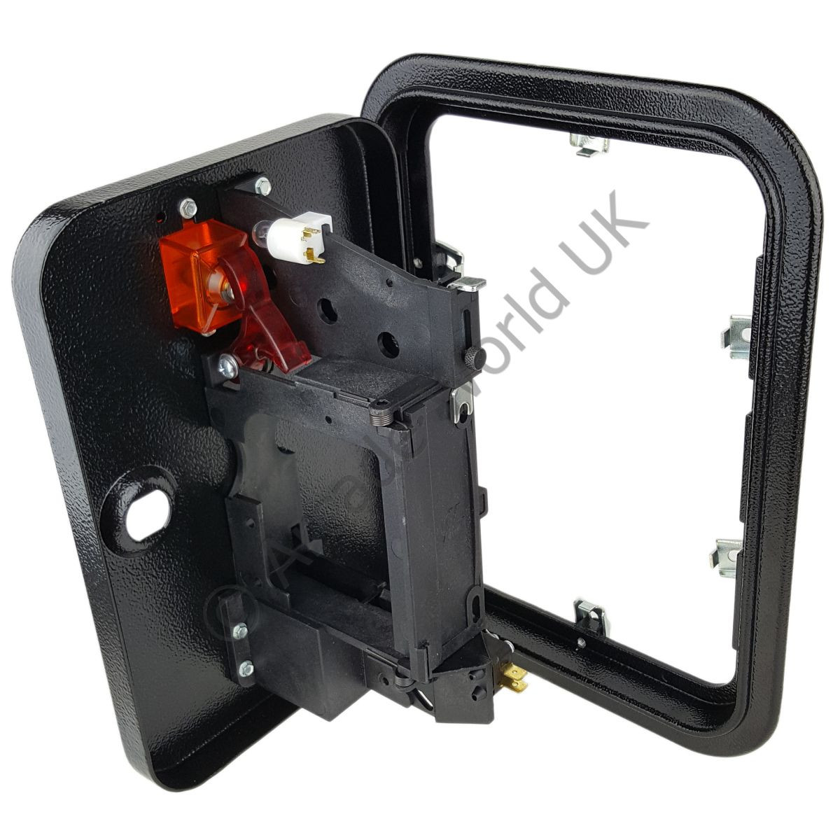 1 x High Quality IL Mini Coin Door with Cradle for Arcade Machine Projects  sc 1 st  eBay & 1 x High Quality IL Mini Coin Door with Cradle for Arcade Machine ...