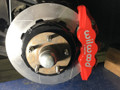 Pantera AERO Race Series Brake Kit