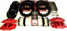 Pantera 13.06 AERO6 Race Series Brake Kit (6-13.06 x 1.25 SRP front & rear) (bkb2a6b2b7)
