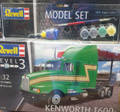 Kenworth® T600 Plastic Model Kit