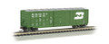 Burlington Northern Braced Box Car