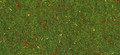 Heki Grass Mat Flower Meadow (Floral Green)