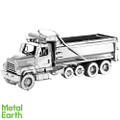 Metal Earth Freightliner Dump Truck