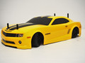 E4D MF 1/10th Drift car brushed Camaro